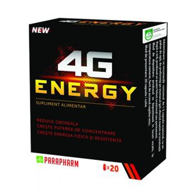 4G Energy (20cps)