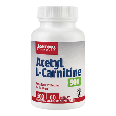 Acetyl L-Carnitine 500mg (60cps) vegetale