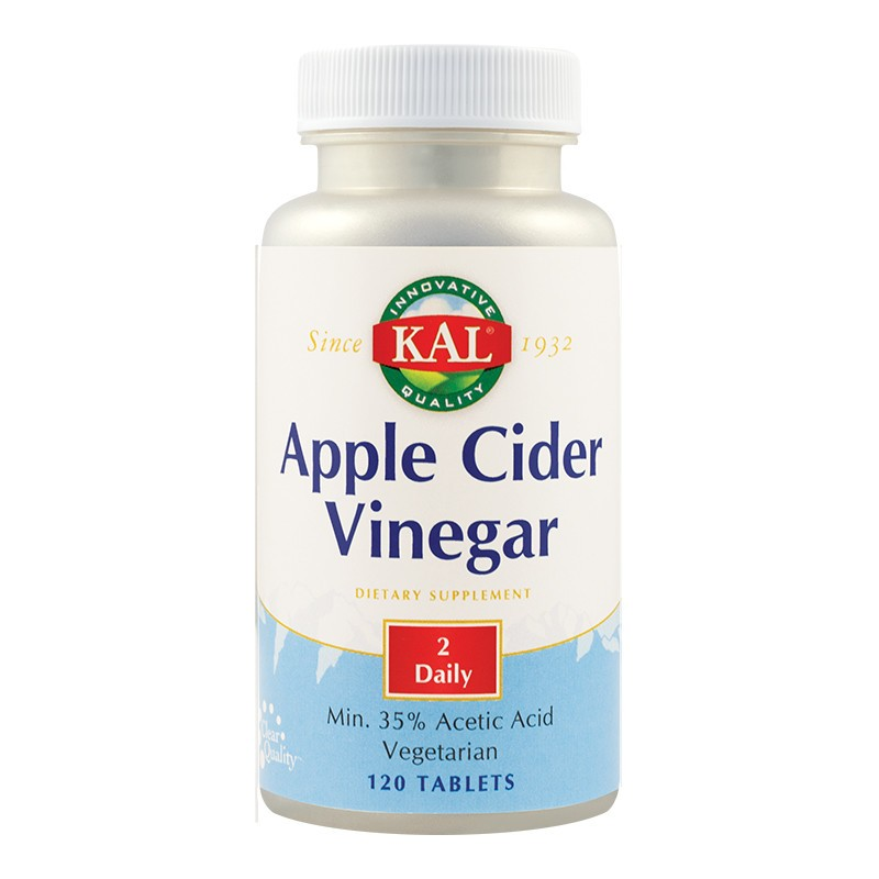 Apple Cider Vinegar 500mg (120cps)