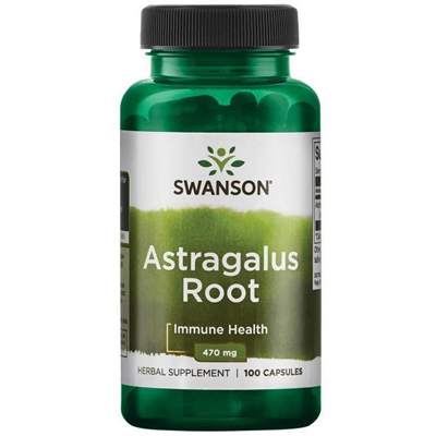 Astragalus 470mg (100cps)