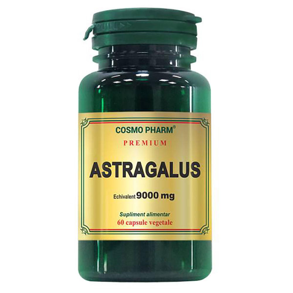 Astragalus Extract 9000mg (60cps)