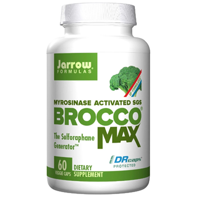 Broccomax 385mg (60cps)  vegetale