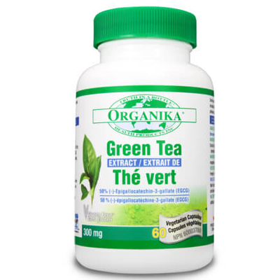 Ceai Verde Forte Extract concentrat (95%): 60 capsule/300mg