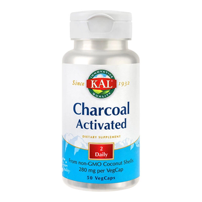 Charcoal Activated (50cps)