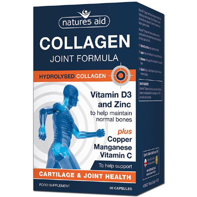 Collagen Joint Formula (60cps)