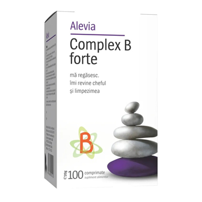 Complex B forte (100cpr)