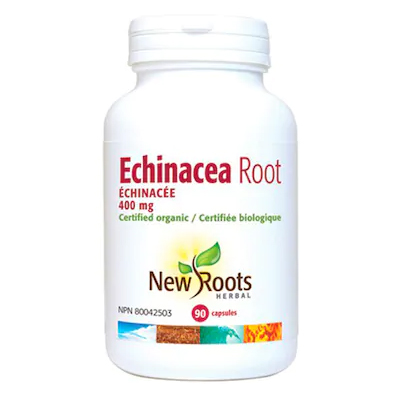 Echinacea Root Forte - 400mg (90cps)