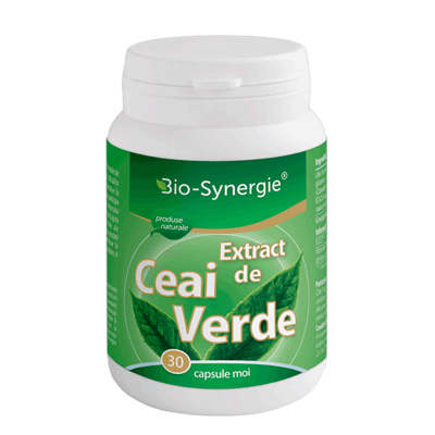Extract Ceai Verde 720MG - 30 cps