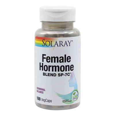Female Hormone Blend - 100cps easy-to-swallow