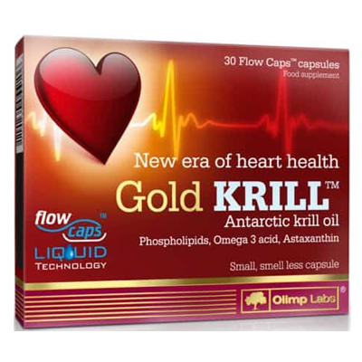 Gold Krill (30cps)