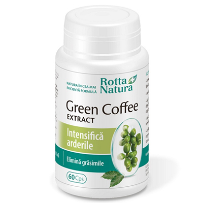Green Cofee Extract (60cps)