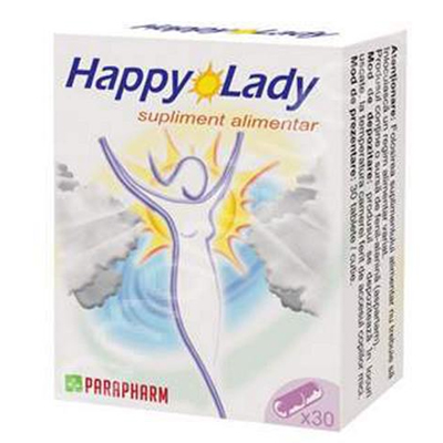 Happy Lady (30cps)