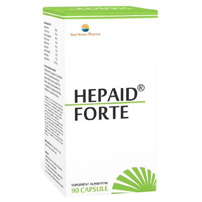 Hepaid Forte (30cps)