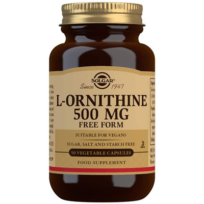 L-Ornithine 500mg (50cps)