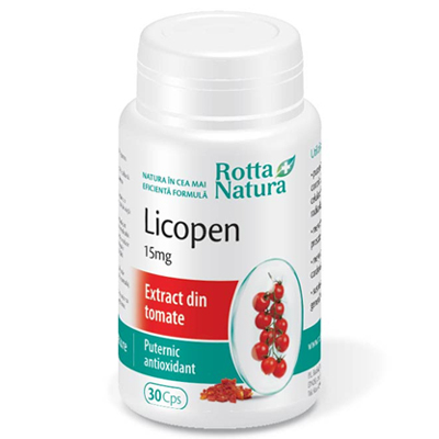 Licopen 15mg (30cps)