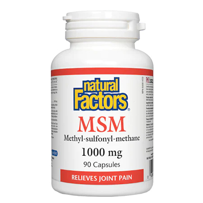 MSM 1000mg (100cps)