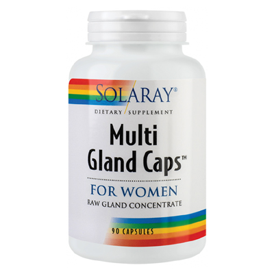 Multi Gland Caps for Women (90cps)