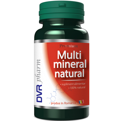 Multimineral natural (60cps)