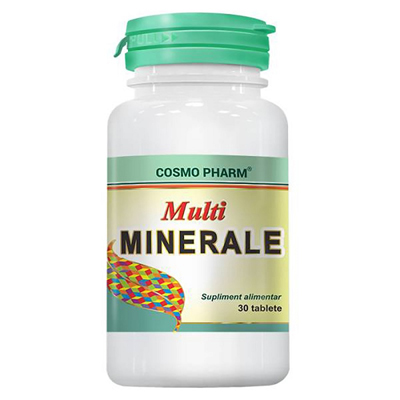 Multiminerale (30cps)
