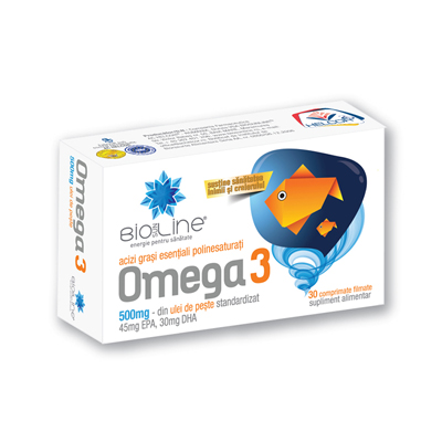 Omega 3 500mg (30cps)