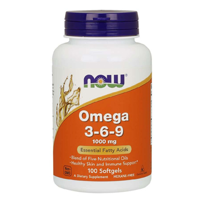 Omega 3-6-9  1000mg (100cps)