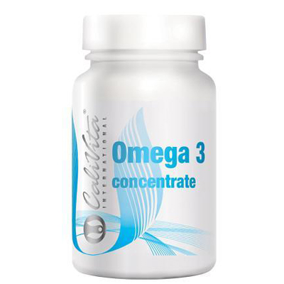 Omega 3 Concentrate (100 cps gelatinoase)