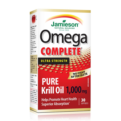 Omega Complet Super Krill 1000mg (30cps)
