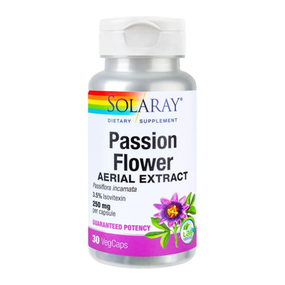 Passion Flower 250mg (30cps)