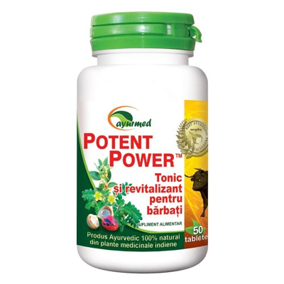 Potent Power (100cps)