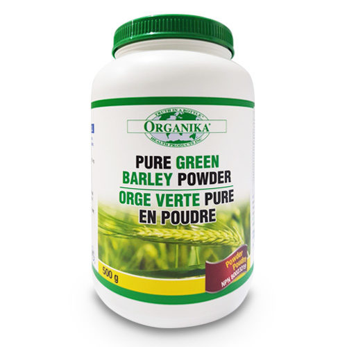 Pure Green Barley - ORZ VERDE (500gr) pulbere