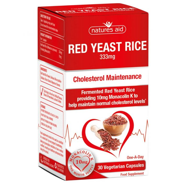 Red Yeast Rice 333mg (60cps)