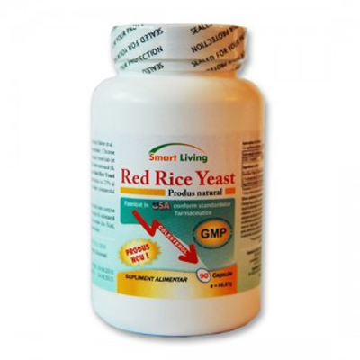 Red Yeast Rice (90cps)