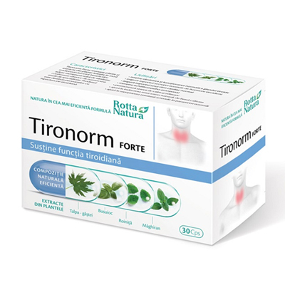 Tironorm Forte (30cps)