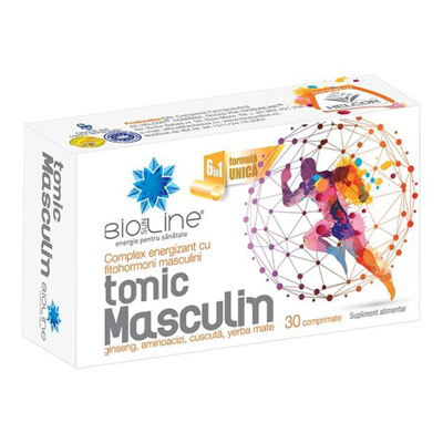 Tonic Masculin (30cps)