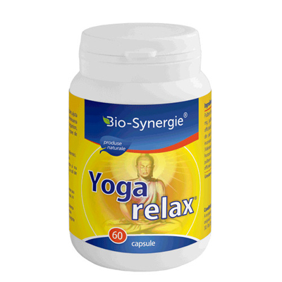 Yoga Relax 350mg (60 cps)