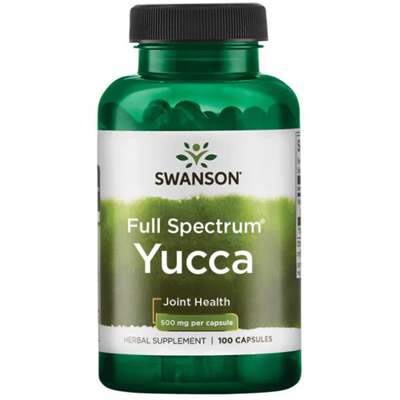 Yucca 500mg  (100cps)